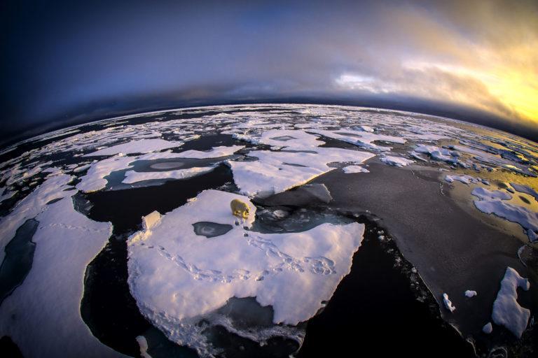 Image of ice caps