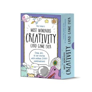 The Most Wondrous Creativity Card Game