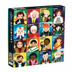 Little Scientist 500 Piece Jigsaw