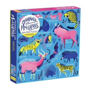 mammals-with-mohawks-500pc-family-puzzle-family-puzzles
