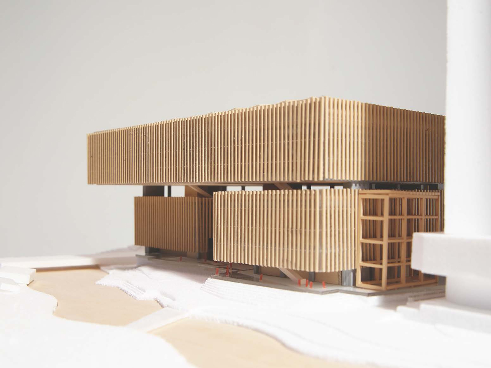 Images: Bernardes Architecture and Scale Architecture