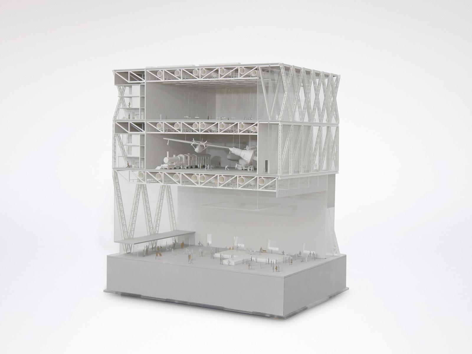 Moreau Kusunoki Genton Model 3
