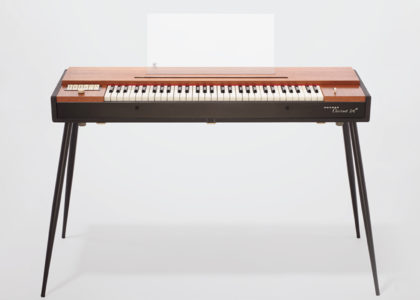 Hohner Clavinet D6, developed by Ernst Zacharias for Hohner, Germany, 1967, Powerhouse Collection